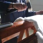 fabricación de sillas de montar artesanales
