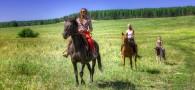 montar a caballo cambio